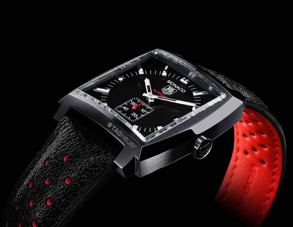tag heuer monaco calibre 6 automatic 2014 time and watches. Black Bedroom Furniture Sets. Home Design Ideas