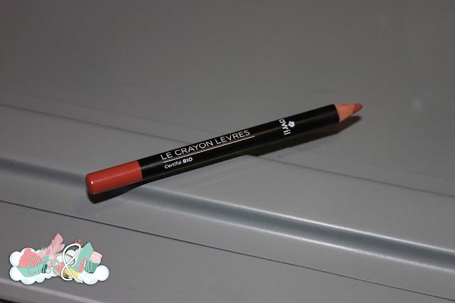 Crayon à lèvres nude Avril