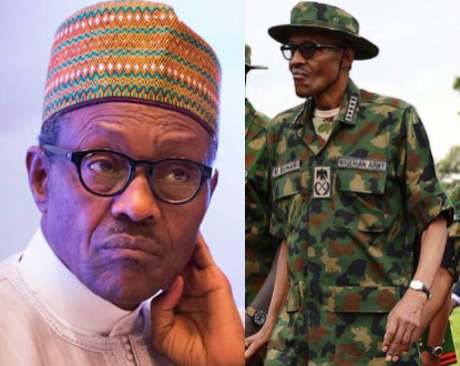 buhari running for 2nd term in 2019