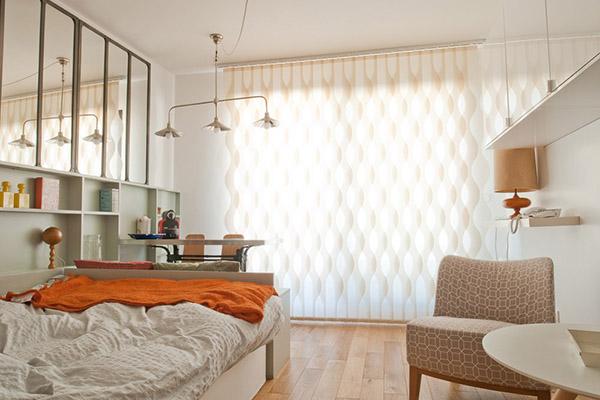 décoration petit espace rétro
