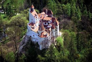 Photo du château de Bran