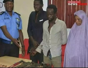 Female leader of a kidnap gang terrorising Nasarawa and its environs has been arrested by the police.