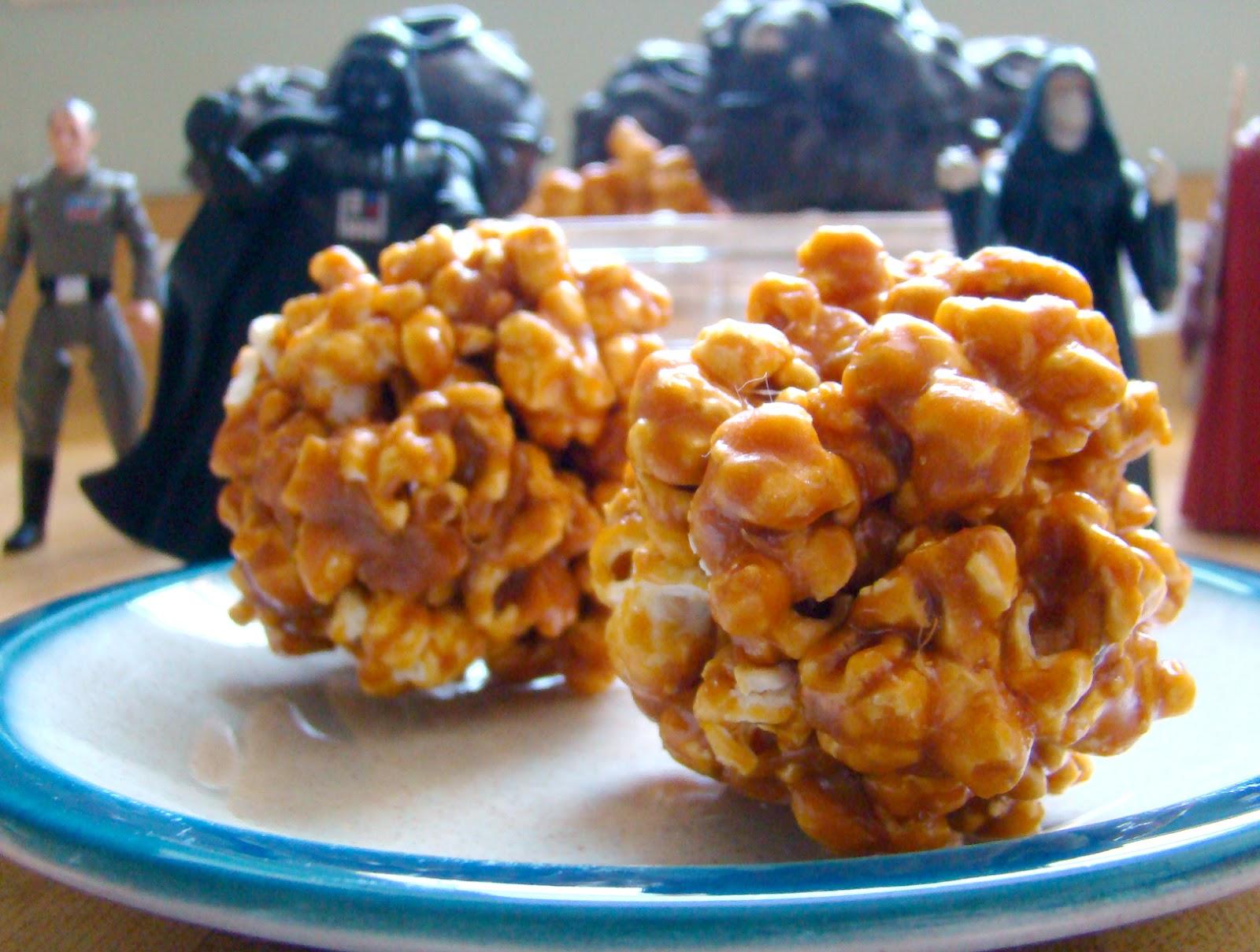 Food Network Caramel Popcorn