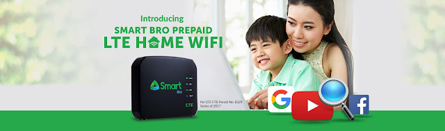 How to Set-up Smart Bro Prepaid Home WiFi