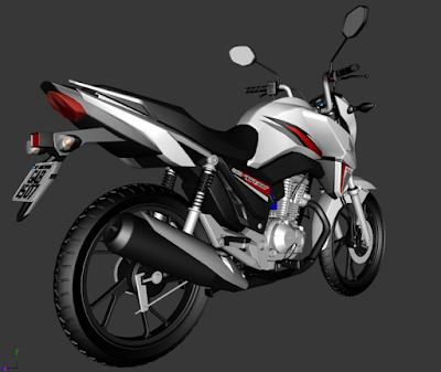 GTA SA - TITAN 160 2016 3