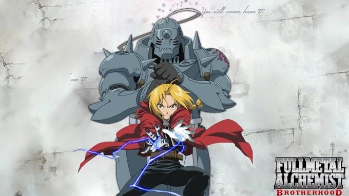 Fullmetal Alchemist The Sacred Star of Milos Hindi Dubbed