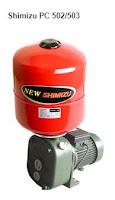 Harga Pompa air Jet Pump dan spesifikasi shimizu