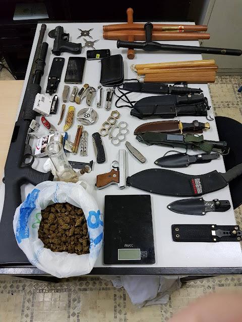 Γιάννενα: Διακινούσαν Ναρκωτικά Σε Νυχτερινά Κέντρα Διασκέδασης 4 Συλλήψεις [Φωτο]