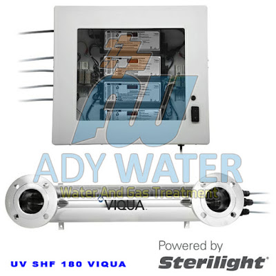 Jual UV Sterilight Viqua SHF 180 | 0812 2445 1004  | Ady Water