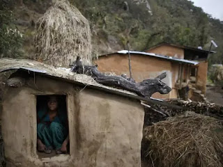A mother and two sons die in menstruation hut in Nepal: Report