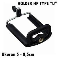 "Holder HP Tipe ""U"""