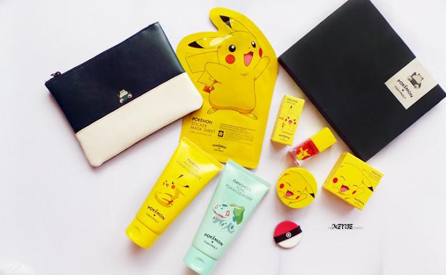 Seoul Haul pokemon tony moly etude house cosrx aritaum apieu