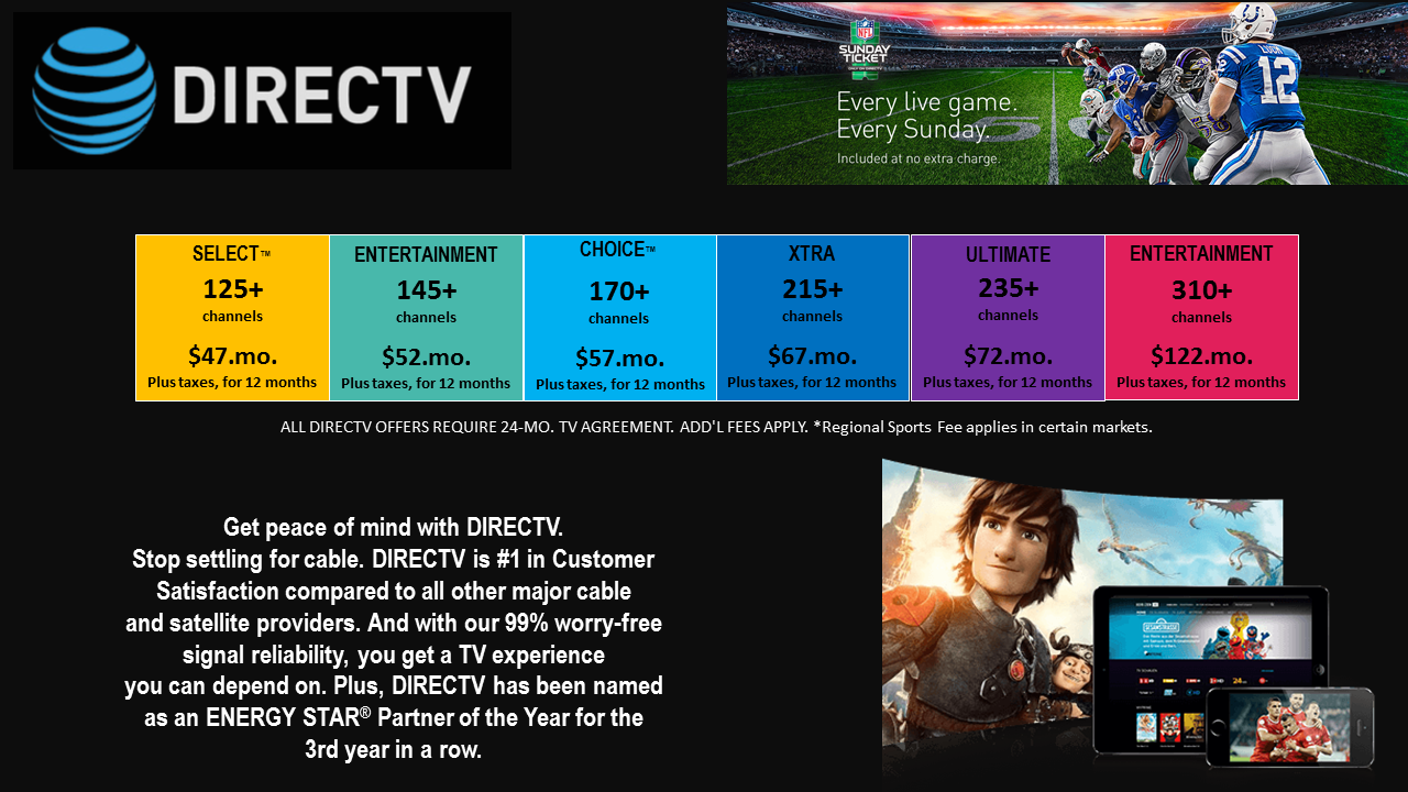 Directv Package | Call 1-770-966-6037 | Atlanta Directv
