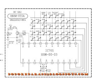 servis tv salatiga lcd led tabung skema remot tv sharp lcd pin diagram 7 wiring diagram 7 pin to 7 blade rv #7