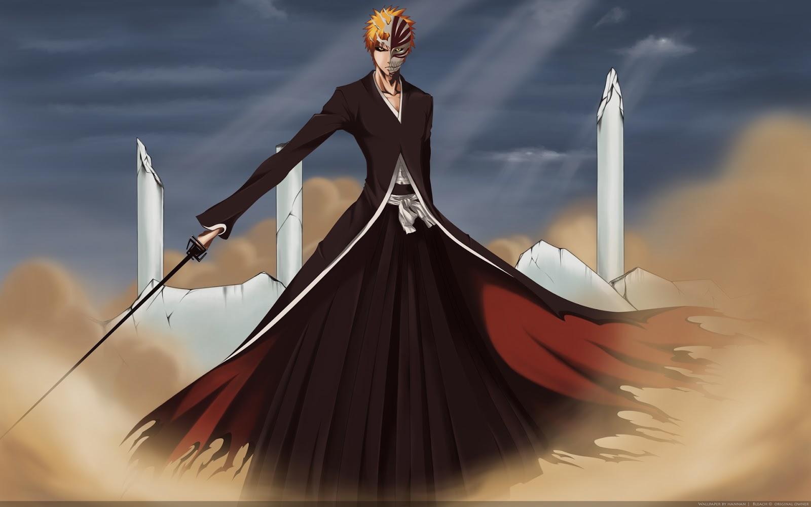 Kurosaki Ichigo 17 Wallpapers | Your daily Anime Wallpaper ...