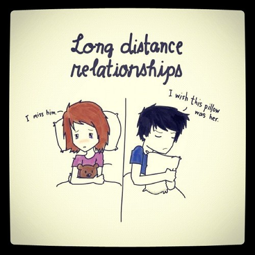 signs boyfriend is cheating in long distance relationship