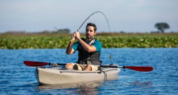 Best hobbies for men masculine hobbies every man must try for Kayak fishing florida