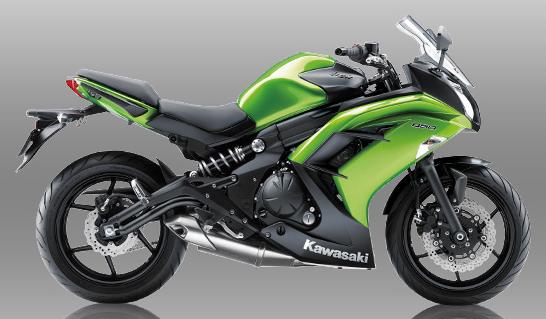 Motor Kawasaki Ninja 650 Update Terbaru