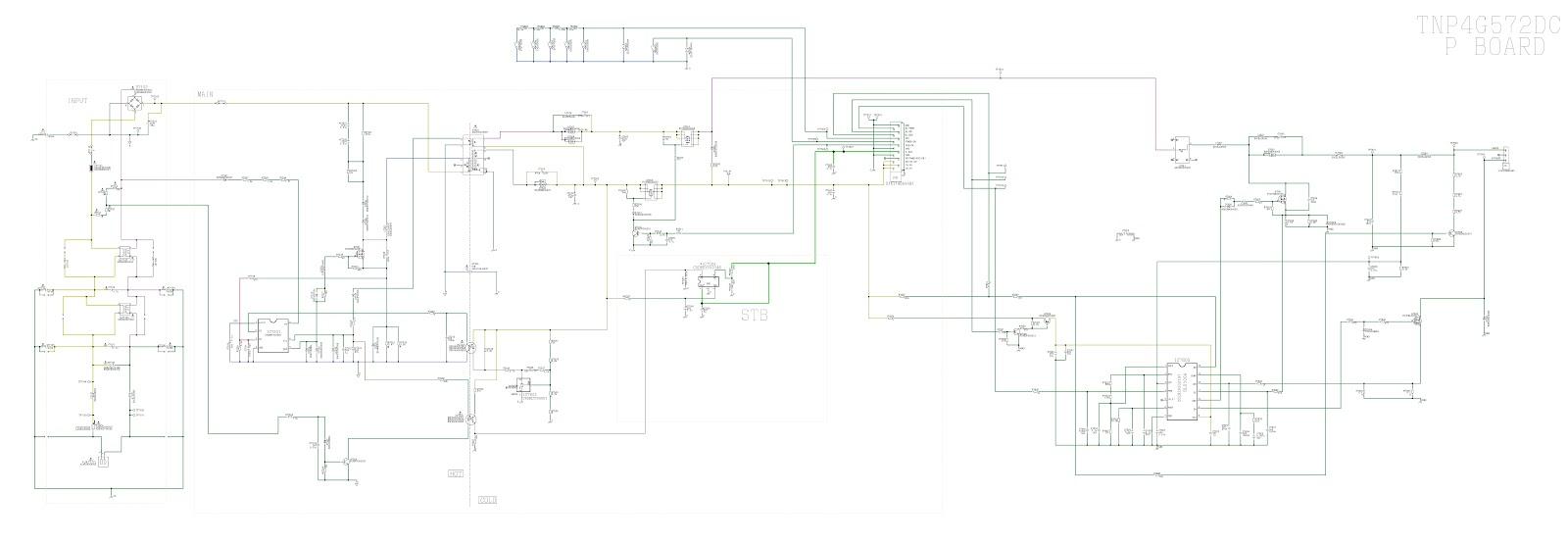 Remarkable Electro Help Panasonic Viera Th 32A400H Th 42A410T Led Lcd Tv Wiring Digital Resources Caliashwinbiharinl