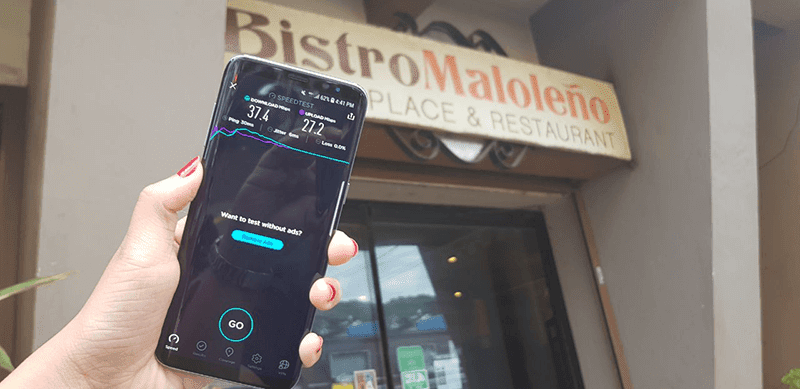 Smart reports increase of LTE users in Bulacan amid network upgrades