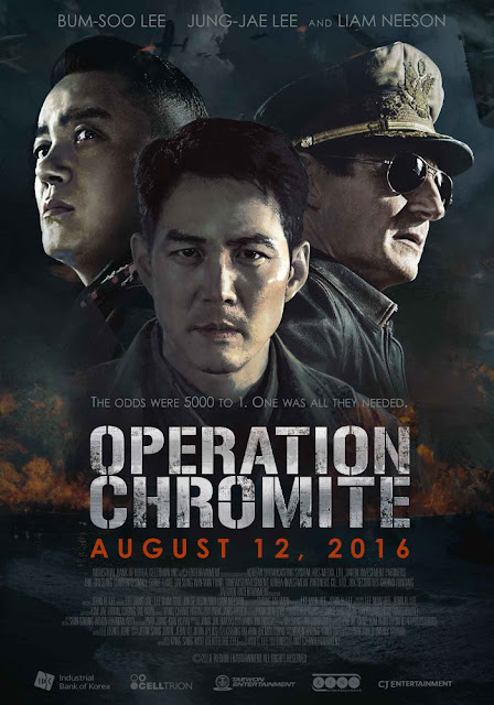 Operation Chromite (2016) Subtitle Indonesia – BluRay 720p