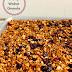 Cherry Walnut Granola Recipe