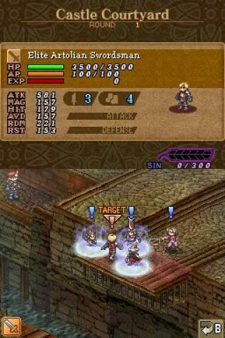 Valkyrie Profile Covenant game nds rom descargar gratis