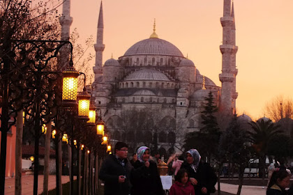 Gallery photo Istanbul musim dingin 2011