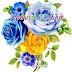 Κάρτες Με Ευχές Χρόνια Πολλά Όμορφα Λουλούδια