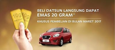 Promo Datsun Go