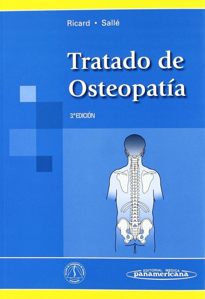 Tratado de osteopatía, 3ra Edición – François Ricard