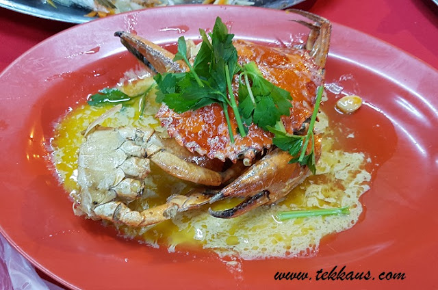 Salted Butter Crab At Portuguese Settlement
