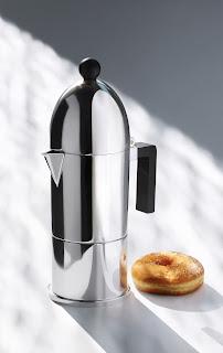 Alessi La Cupola Stovetop Espresso Maker