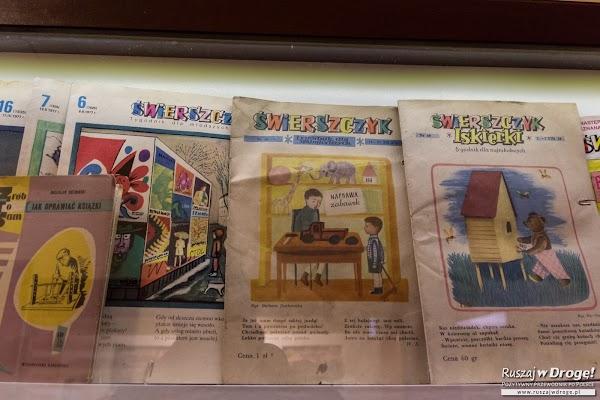 Muzeum Zabawek w Krynicy-Zdroju