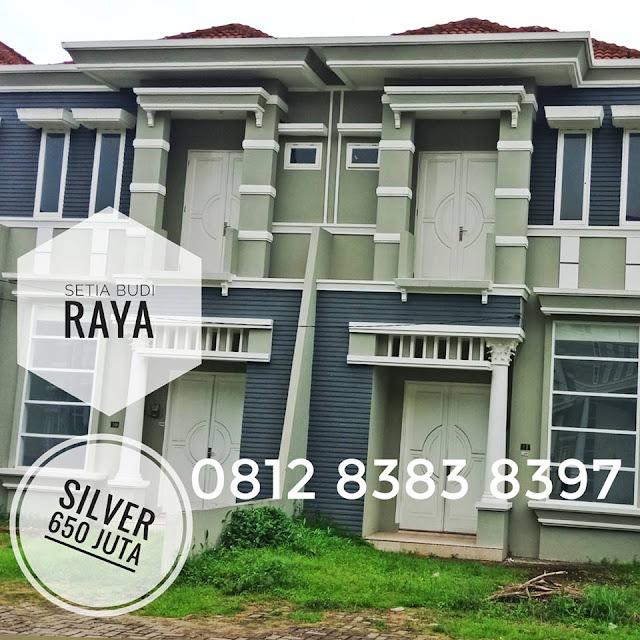 Jual Rumah 2 lantai minimalis Sudah Termasuk Ppn, BPHTB, IMB, SHM Di Setiabudi Raya Simpang Pemda Medan