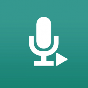 WhatsApp voice message
