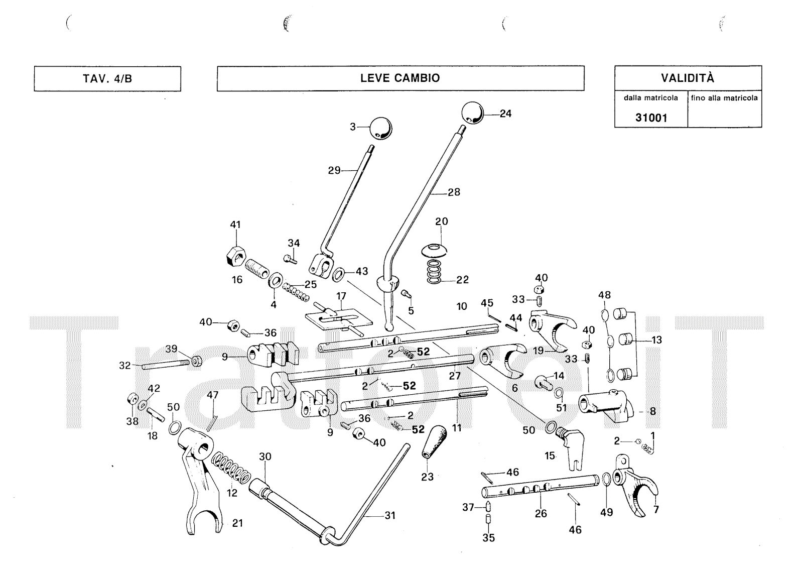 InfoTrattore.it: Manuale (esploso meccanico) Motoagricola