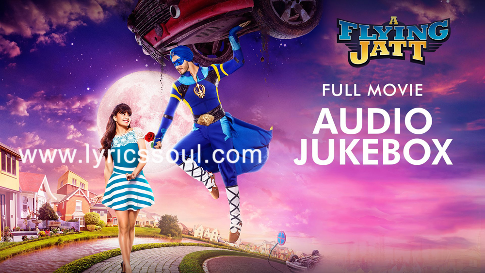 The Bhangda Pa lyrics from 'A Flying Jatt', The song has been sung by Asees Kaur, Divya Kumar, Vishal Dadlani. featuring Tiger Shroff, Jacqueline Fernandez, , . The music has been composed by Sachin-Jigar, , . The lyrics of Bhangda Pa has been penned by Mayur Puri