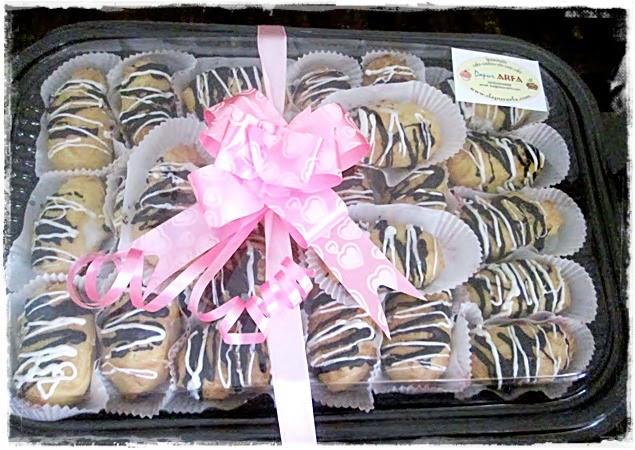 Dapur Arfa Cupcake Set Dan Kue Nampan Hantaran Lamaran