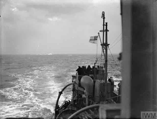 HMS Brocklesby 4 November 1941 worldwartwo.filminspector.com