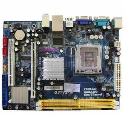 Atualizar o BIOS da Phitronics G31VS2-M - Tutorial