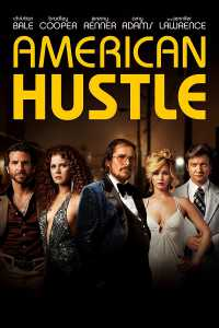 American Hustle (2013) Hindi - Tamil - Telugu - Eng 700mb BDRip