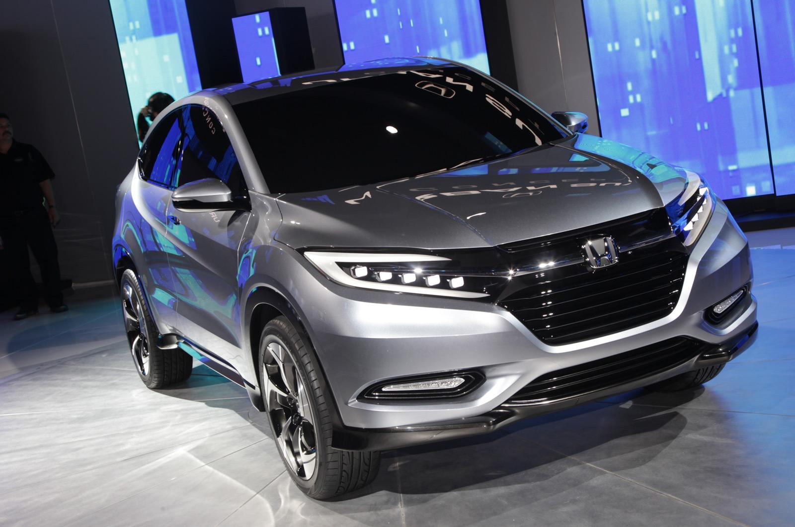 "Honda ""Urban SUV Concept"" 2013 North American"