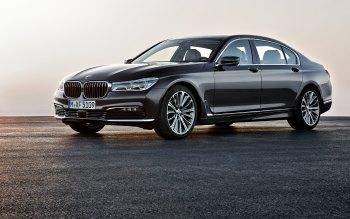Wallpaper: BMW 7 Series
