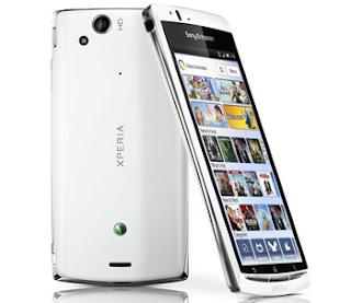Harga Sony Ericsson Xperia ARC S Terbaru