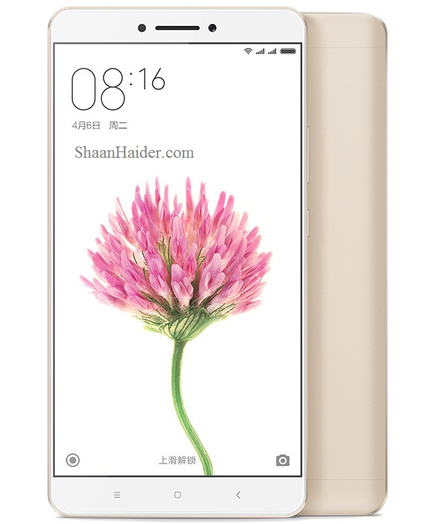 Xiaomi Mi Max : Full Hardware Specs, Features and Features