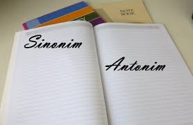 1000 Kata Sinonim dan Kata Antonim