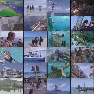 Амазония: приключения молодых морских репортёров / Amazonie: Les indiens Wayanas. 3 Eps. 1996.