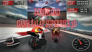 Download gratis Game balap superbike 3D