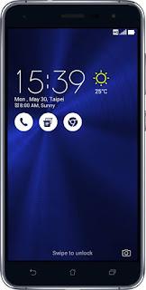 Firmware Asus Zenfone 3 ZE552KL Via Asus Flashtool